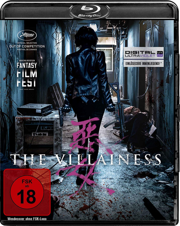 The Villainess - Uncut [Blu-ray]