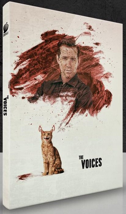 The Voices - Mediabook - Cover A [Blu-ray+DVD]
