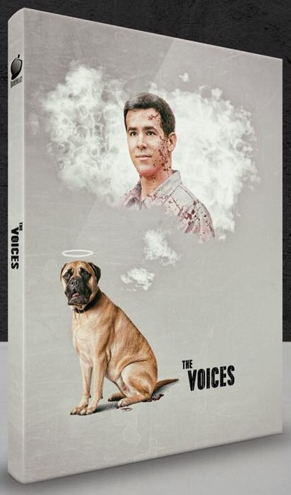 The Voices - Mediabook - Cover B [Blu-ray+DVD]