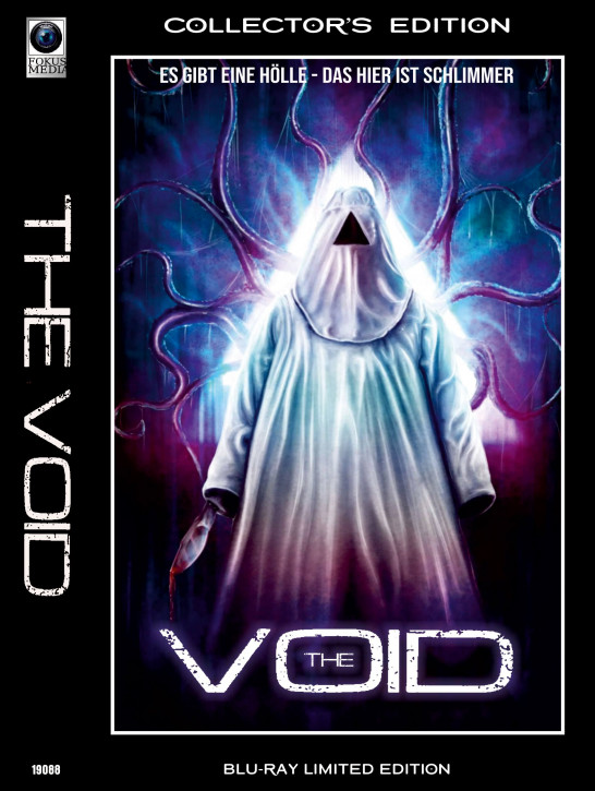 The Void - Große Hartbox - Cover B [Blu-ray]