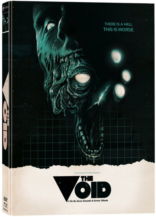 The Void - Mediabook - Cover A [Blu-ray+DVD]