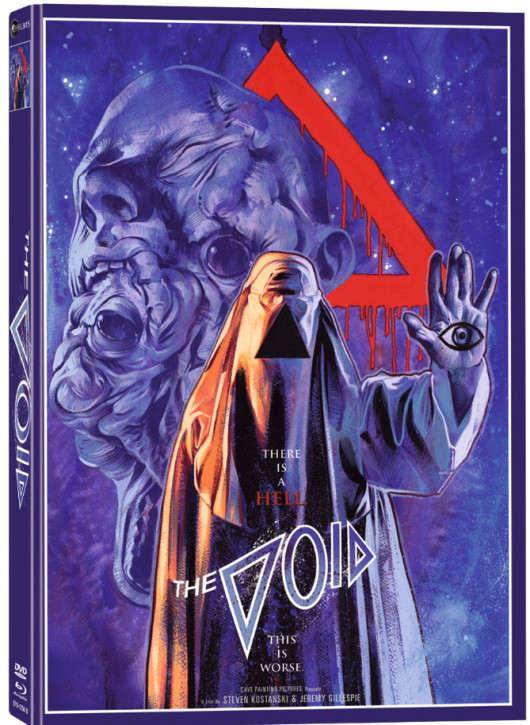 The Void - Mediabook - Cover B [Blu-ray+DVD]