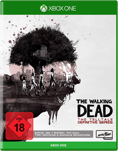The Walking Dead - The TellTale Definitive Series [Xbox One]