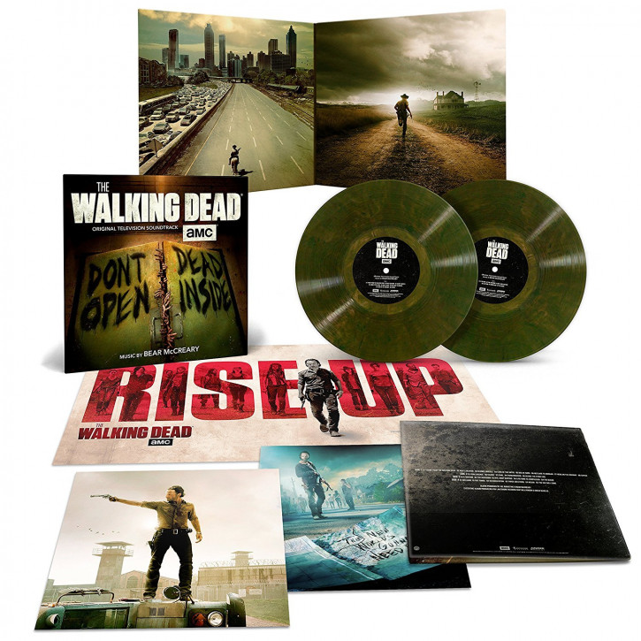 The Walking Dead - Original Television Soundtrack [Vinyl LP]