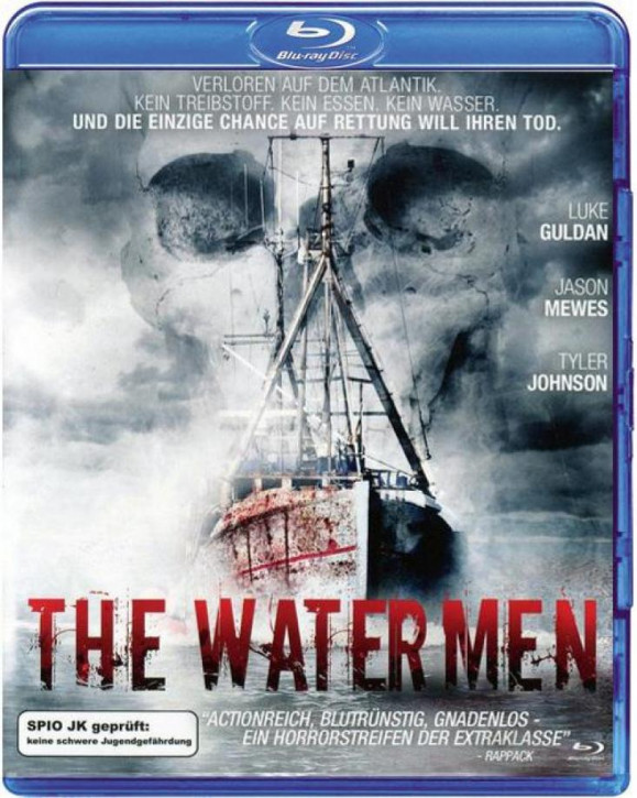 The Watermen [Blu-ray]