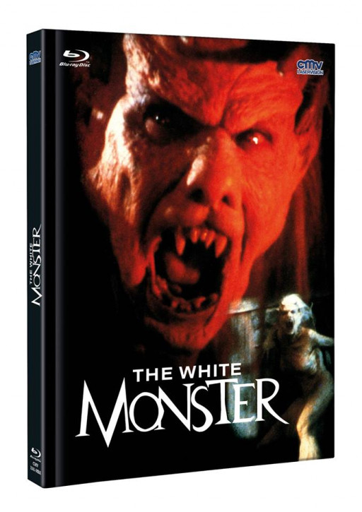 The White Monster - Mediabook - Cover A [Blu-ray+DVD]