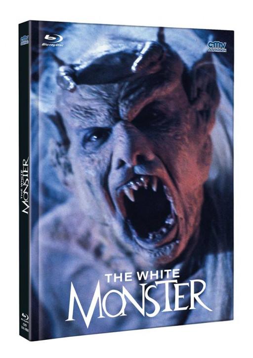 The White Monster - Mediabook - Cover B [Blu-ray+DVD]