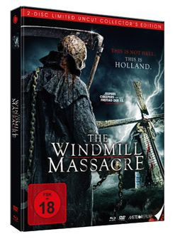 The Windmill Massacre - Limited Collector's Edition [Bluray+DVD]