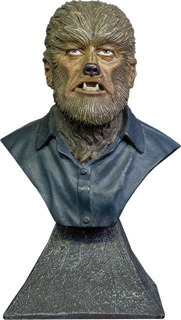 Universal Monsters: The Wolf Man - Mini Büste