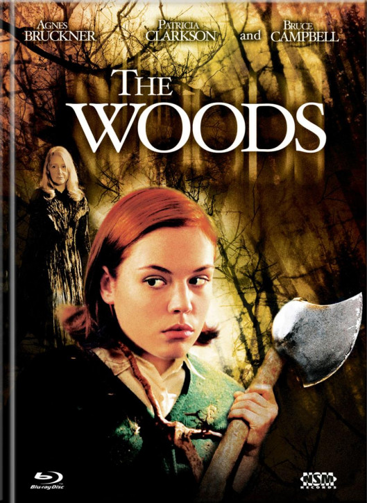 The Woods - Mediabook - Cover A [Blu-ray+DVD]