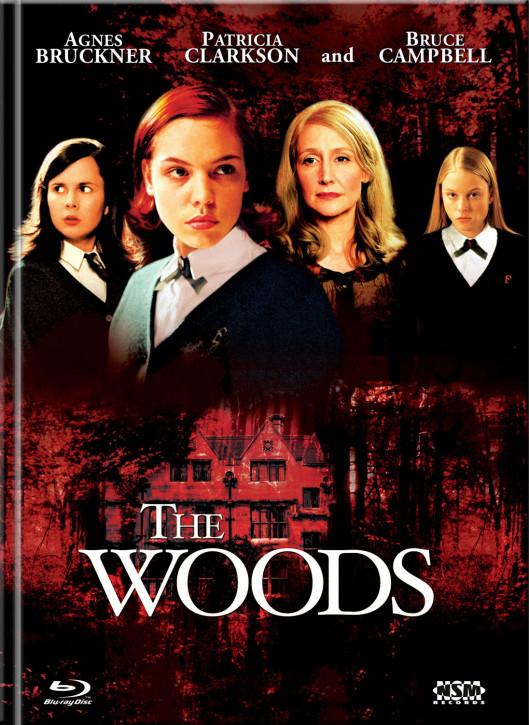 The Woods - Mediabook - Cover B [Blu-ray+DVD]