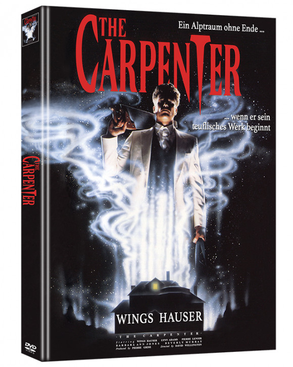 The Carpenter - Limited Mediabook Edition [DVD]