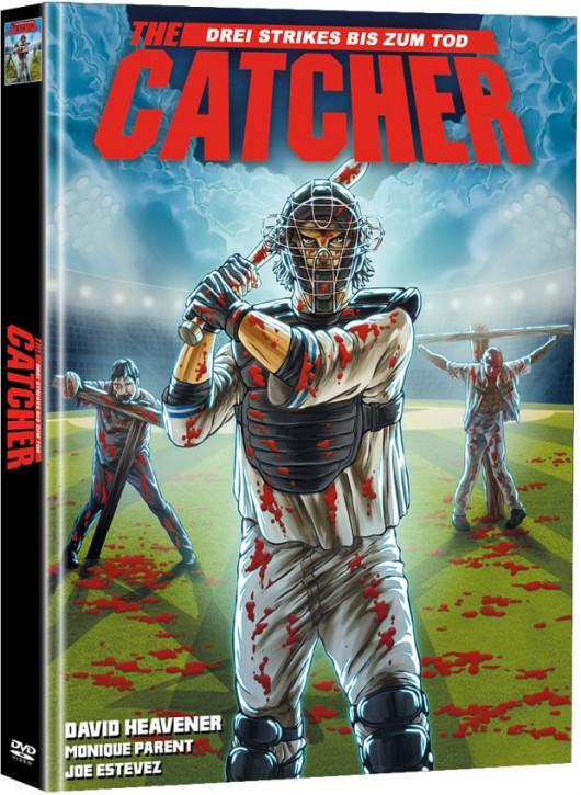 The Catcher - Drei Strikes bis zum Tod - Limited Mediabook Edition (Super Spooky Stories #83) - Cover A [DVD]