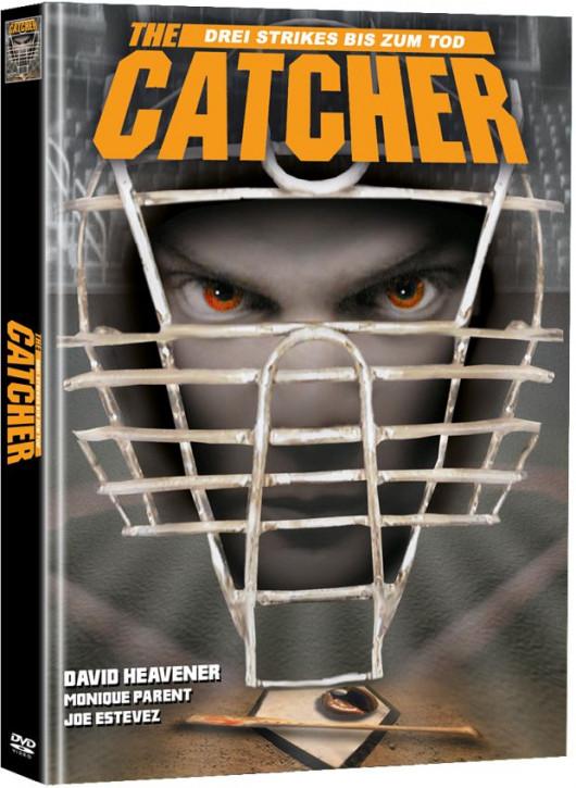 The Catcher - Drei Strikes bis zum Tod - Limited Mediabook Edition (Super Spooky Stories #83) - Cover B [DVD]