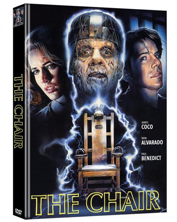 The Chair - Der elektrische Stuhl - Limited Mediabook Edition [DVD]