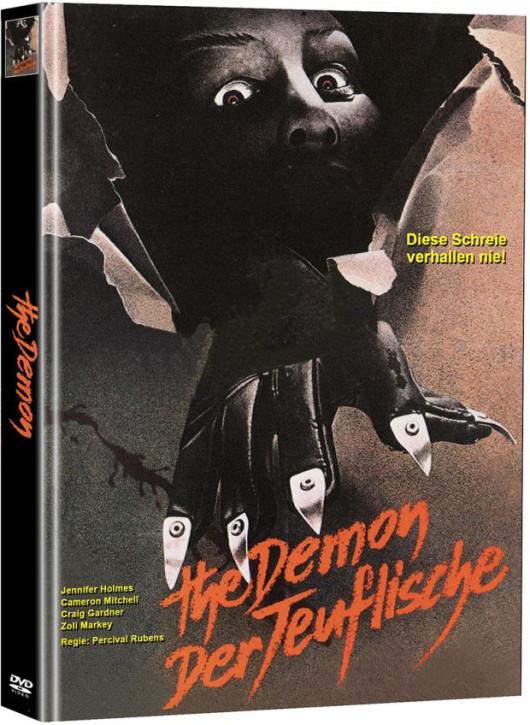 The Demon - Der Teuflische - Limited Mediabook Edition (Super Spooky Stories #147) - Cover A [DVD]
