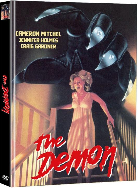 The Demon - Der Teuflische - Limited Mediabook Edition (Super Spooky Stories #147) - Cover D [DVD]