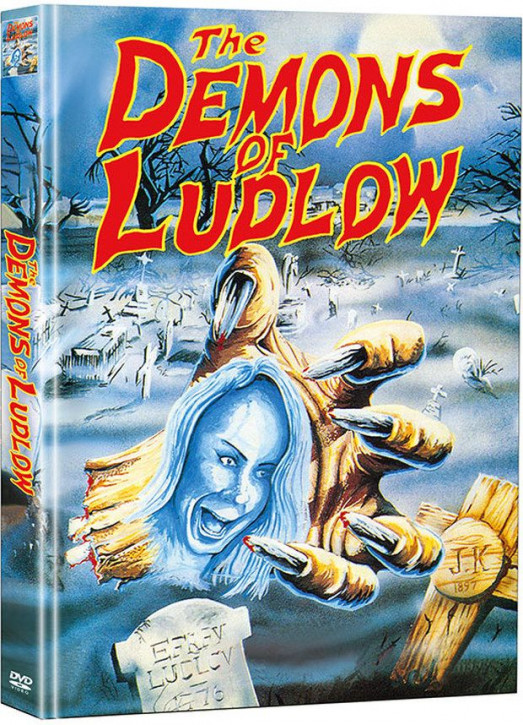 The Demons of Ludlow - Limited Mediabook Edition - Cover A (Super Spooky Stories #119) [DVD]