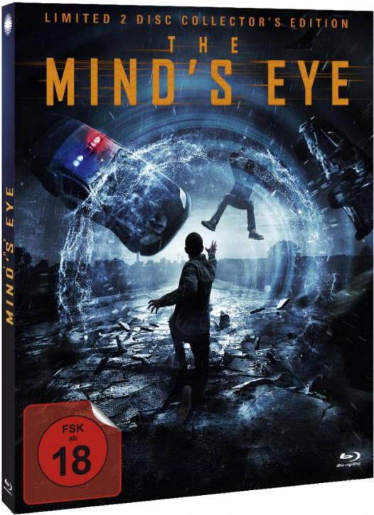 The Minds Eye - Mediabook - Cover C [Blu-ray+DVD]