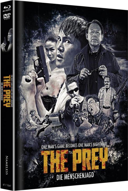The Prey - Limited Mediabook - Cover B [Blu-ray+DVD]