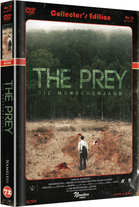 The Prey - Limited Mediabook - Cover C [Blu-ray+DVD]