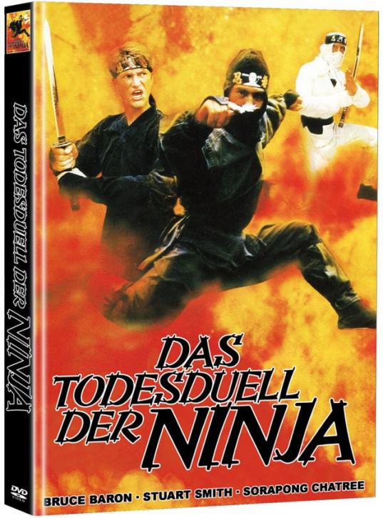 Das Todesduell der Ninja - Limited Mediabook Edition - Cover B [DVD]