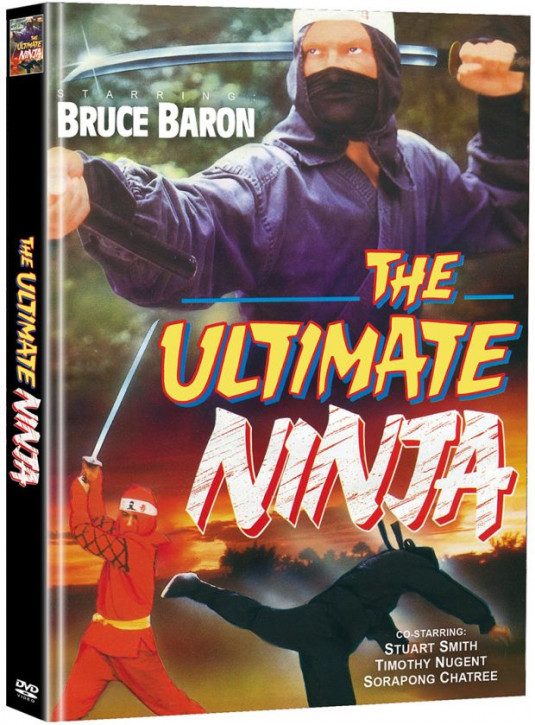 The Ultimate Ninja - Limited Mediabook Edition - Cover C [DVD]