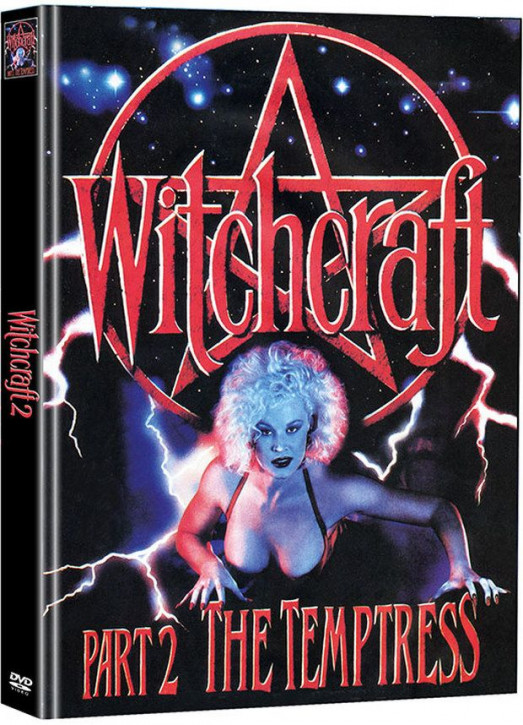 Witchcraft 2 - Limited Mediabook Edition (Super Spooky Stories #119) [DVD]