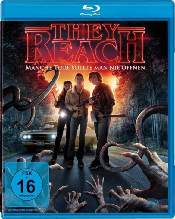 They Reach - Manche Tore sollte man nie öffnen [Blu-ray]