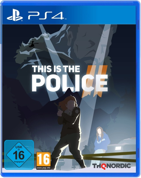 This is the Police 2 [PS4]