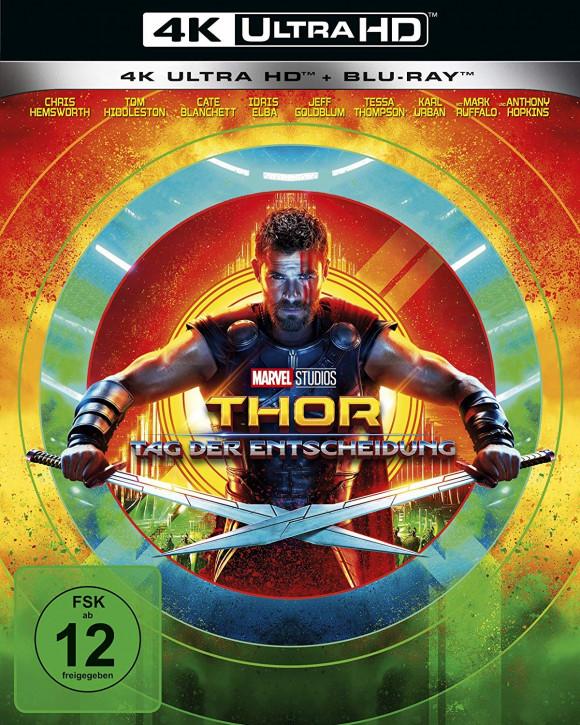 Thor: Tag der Entscheidung (4K Ultra HD)