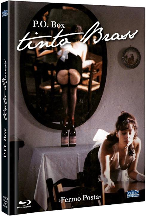P.O. Box - Tinto Brass - Mediabook - Cover B [Blu-ray+DVD]