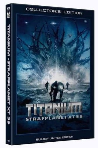 Titanium - grosse Hartbox [Blu-ray]