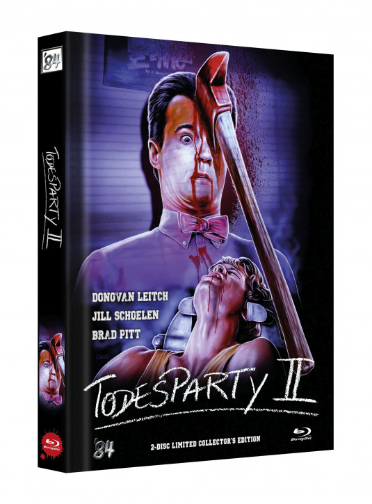 Todesparty 2 (Cutting Class) - Limited Collectors Edition - Cover A [Blu-ray+DVD]