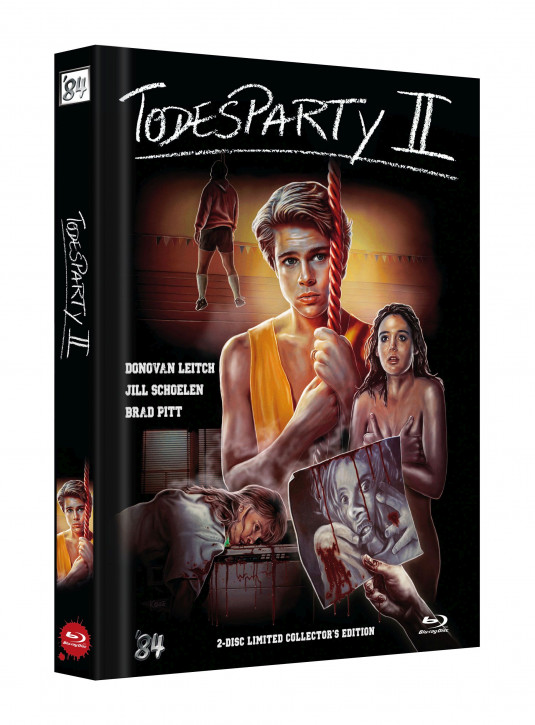 Todesparty 2 (Cutting Class) - Limited Collectors Edition - Cover B [Blu-ray+DVD]