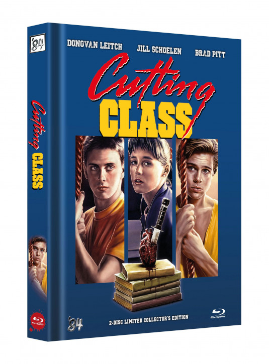 Todesparty 2 (Cutting Class) - Limited Collectors Edition - Cover C [Blu-ray+DVD]