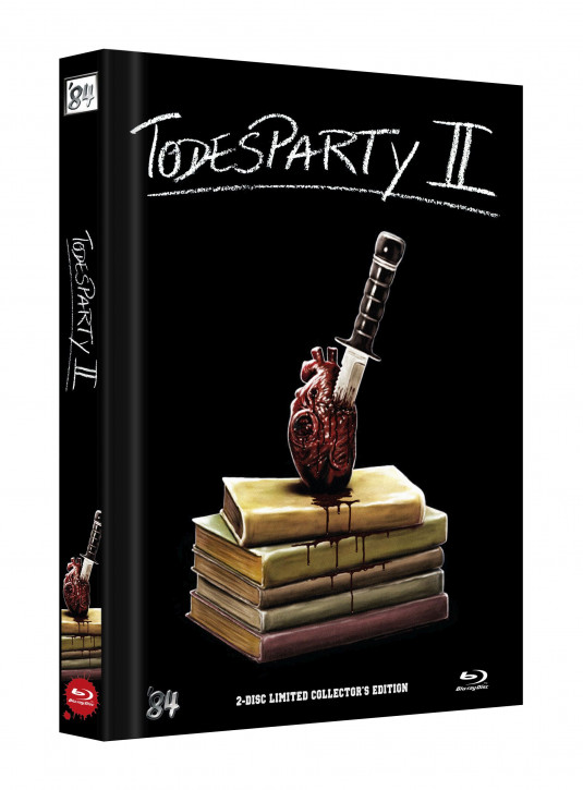 Todesparty 2 (Cutting Class) - Limited Collectors Edition - Cover E [Blu-ray+DVD]