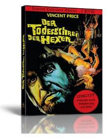 Der Todesschrei der Hexen - Limited Collector's Edition [DVD]