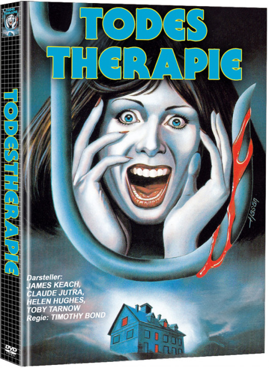 Todestherapie - Limited Mediabook Edition (Super Spooky Stories #56) [DVD]