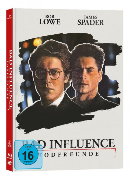 Todfreunde (Bad Influence) - Limited Mediabook Edition - Cover B [Blu-ray+DVD]