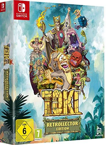 Toki Retrollector Edition [Nintendo Switch]