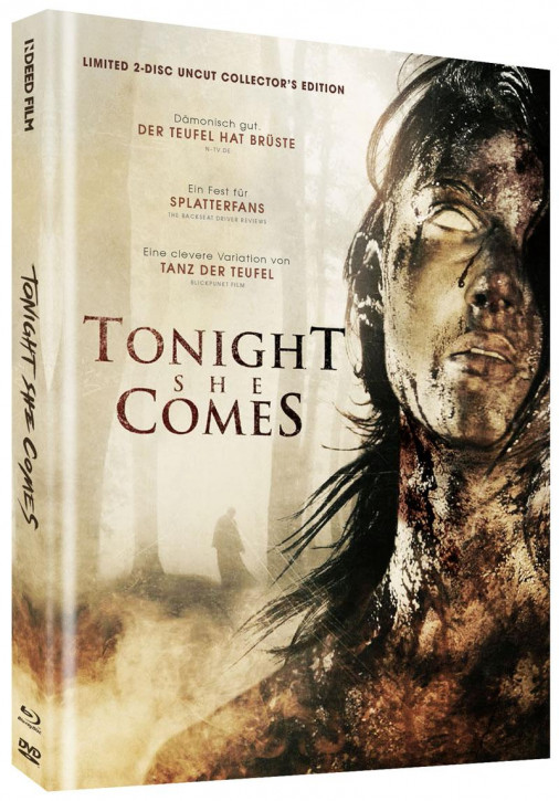Tonight She Comes - Limited Collectors Edition - Cover B [Blu-ray+DVD]