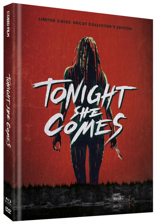 Tonight She Comes - Limited Collectors Edition - Cover C [Blu-ray+DVD]
