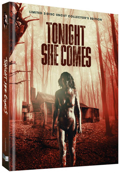 Tonight She Comes - Limited Collectors Edition - Cover D [Blu-ray+DVD]