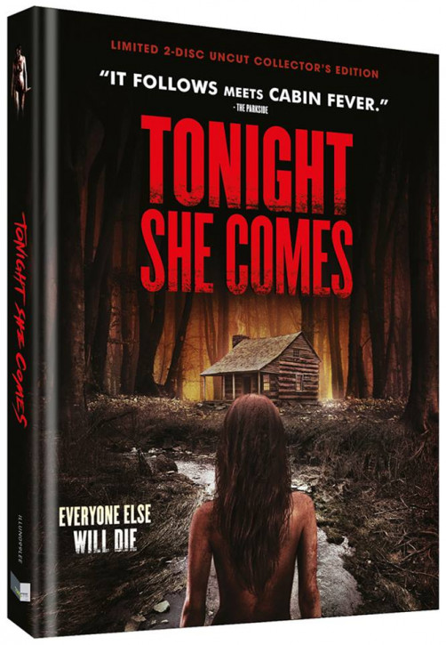 Tonight She Comes - Limited Collectors Edition - Cover E [Blu-ray+DVD]