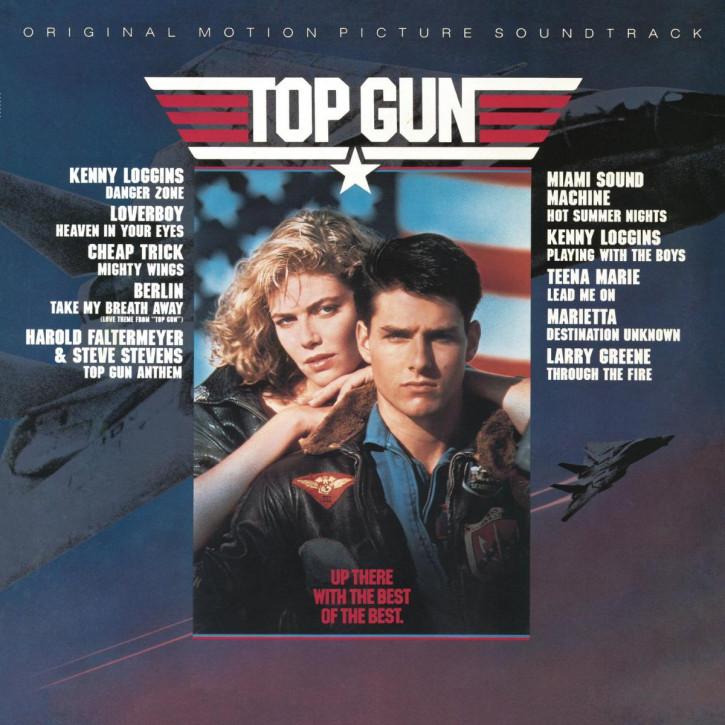 Top Gun (Original Motion Picture Soundtrack) [Vinyl LP]