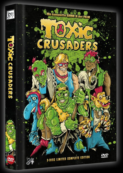 Toxic Crusaders - Limited Collector's Edition [DVD]