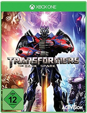 Transformers - The Dark Spark [Xbox One]