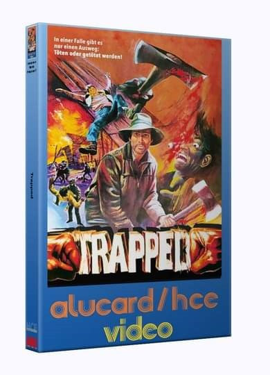 Trapped - Große Hartbox [Blu-ray]