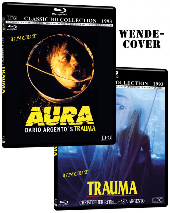 Dario Argentos: Trauma (Classic HD Collection #5) [Blu-ray]